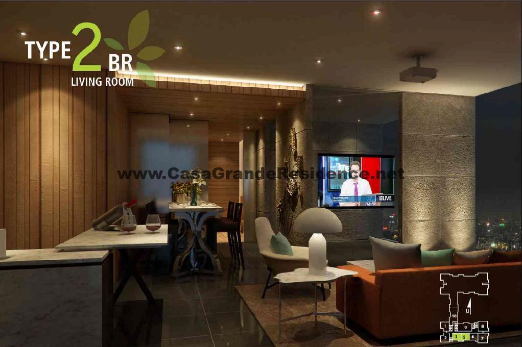 casa-grande-residence-showunit-2-bedroom-livingroom